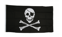 Bandiera Pirata Skull and Bones