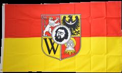 Bandiera Polonia Breslavia
