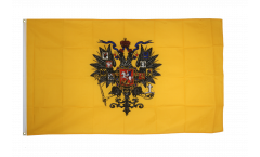 Bandiera Russia Zar Nikolaus