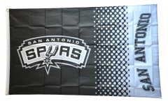 Bandiera San Antonio Spurs