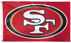 Bandiera San Francisco 49ers