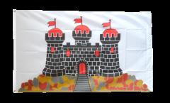 Bandiera Scozia Edimburgo