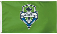 Bandiera Seattle Sounders