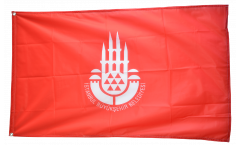 Bandiera Turchia Istanbul