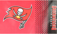 Bandiera Tampa Bay Buccaneers Fan