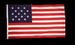 Bandiera USA 15 stelle