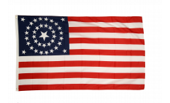 Bandiera USA 38 stelle 1877
