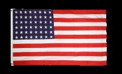 Bandiera USA 48 Stelle