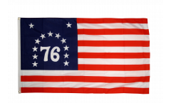 Bandiera USA Bennington 76