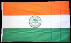 Bandiera USA City of Miami