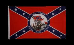 Bandiera USA Stati del Sud South will rise again