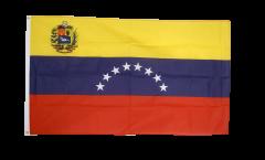 Bandiera Venezuela 8 Stelle con stemma
