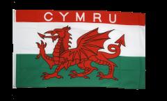 Bandiera Galles CYMRU