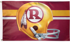 Bandiera Washington Redskins Casco