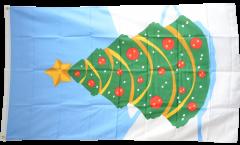 Bandiera Albero di Natale
