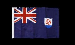 Bandiera Anguilla con orlo