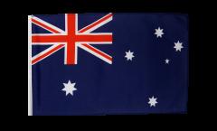 Bandiera Australia con orlo