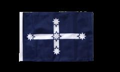 Bandiera Australia Eureka 1854 con orlo
