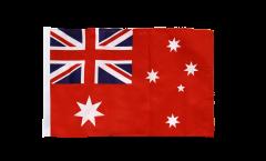 Bandiera Australia Civile Red Ensign con orlo
