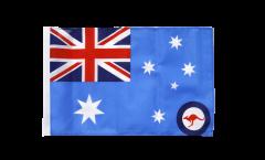 Bandiera Australia Royal Australian Air Force con orlo