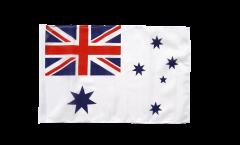 Bandiera Australia Royal Australian Navy con orlo