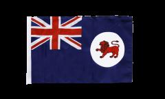 Bandiera Australia Tasmania con orlo