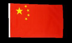 Bandiera Cina con orlo