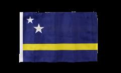 Bandiera Curacao con orlo