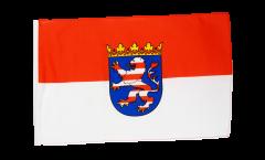 Bandiera Germania Assia con orlo