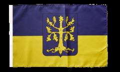 Bandiera Germania città di Hagen con orlo