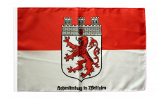 Bandiera Hohenlimburg con orlo