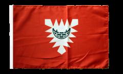 Bandiera Germania Kiel con orlo