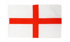 Bandiera Inghilterra St. George con orlo