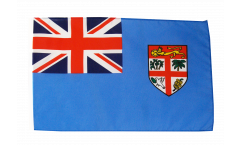 Bandiera Figi con orlo