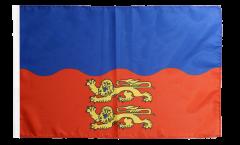 Bandiera Francia Calvados con orlo