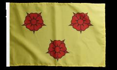 Bandiera Francia Grenoble con orlo