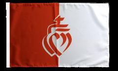 Bandiera Francia Vendée con orlo