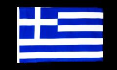 Bandiera Grecia con orlo