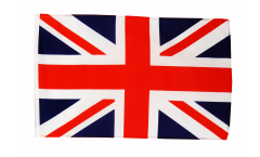 Bandiera Regno Unito con orlo
