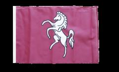 Bandiera Regno Unito Kent con orlo