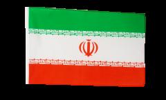 Bandiera Iran con orlo