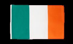Bandiera Irlanda con orlo