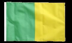 Bandiera Irlanda Donegal con orlo