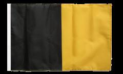 Bandiera Irlanda Kilkenny con orlo