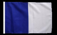 Bandiera Irlanda Waterford con orlo