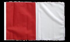 Bandiera Irlanda Westmeath con orlo