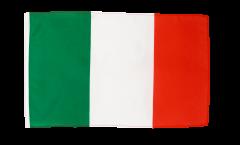 Bandiera Italia con orlo