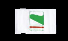 Bandiera Italia Emilia Romagna con orlo
