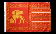 Bandiera Italia Repubblica di Venezia 697-1797 con orlo