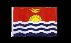 Bandiera Kiribati con orlo